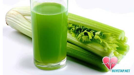 3.Nước ép rau cần tây 1