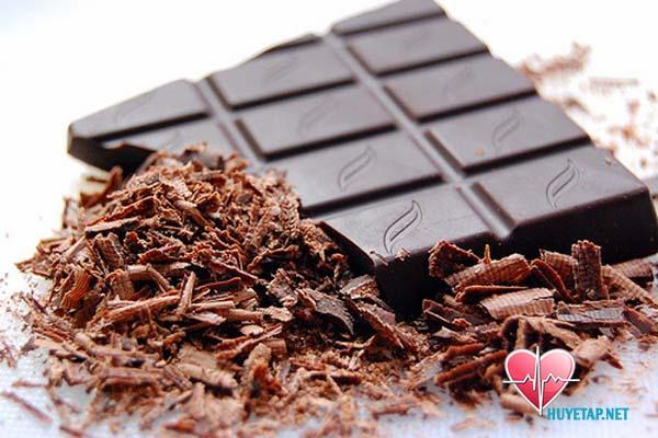 Ăn sô cô la đen hoặc ca cao 1