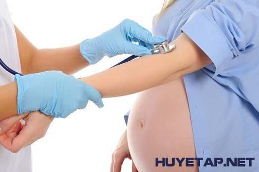 Huyết áp thấp khi mang thai - nguyên nhân và cách khắc phục 1