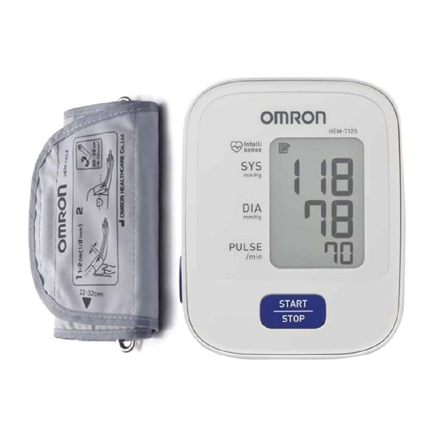 Các loại máy đo huyết áp phổ biến 1