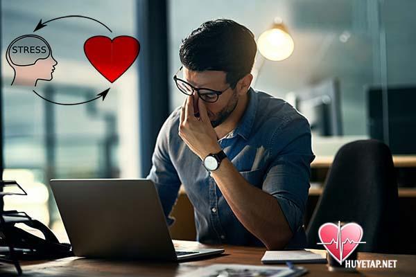 Kiểm soát stress để kiểm soát huyết áp cao 1