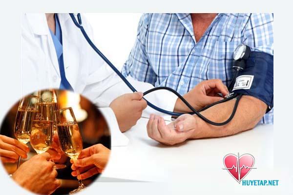 Rượu và huyết áp 1