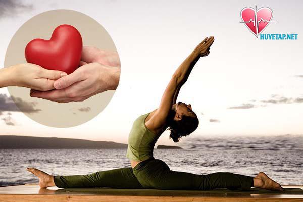 Giảm huyết áp cao nhờ Yoga 1