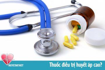Thuốc chữa bệnh cao huyết áp