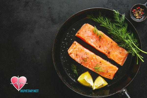Cá giàu omega- 3 1