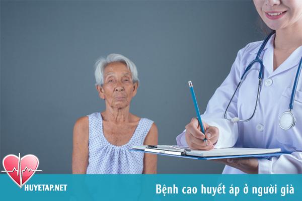 Bệnh cao huyết áp ở người già – Nguyên nhân và cách khắc phục