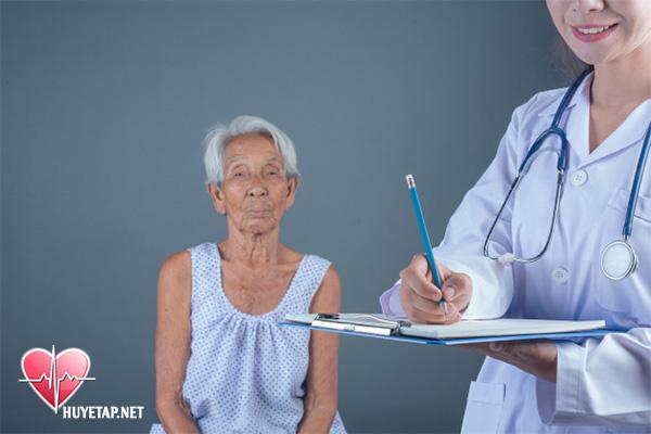 Bệnh cao huyết áp ở người già - Nguyên nhân và cách khắc phục 1