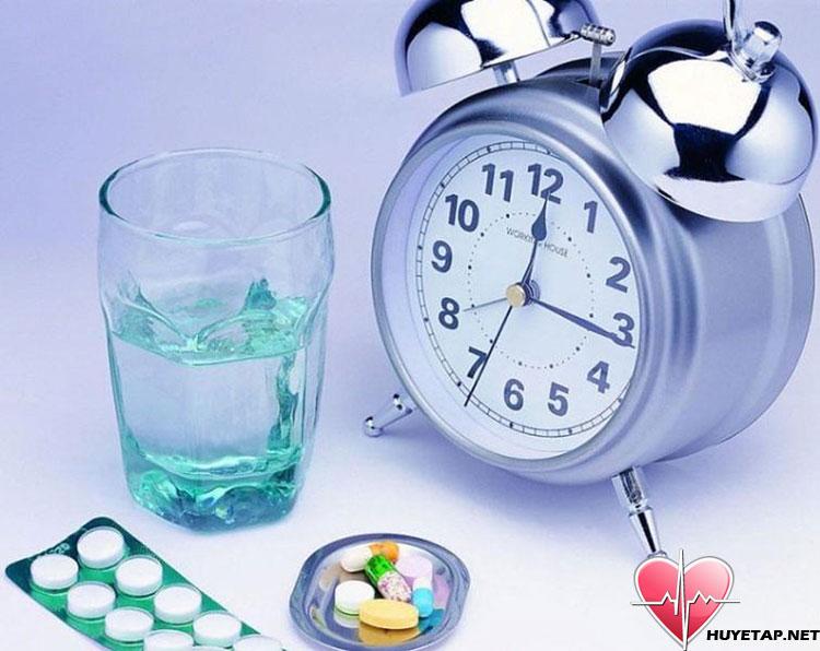 Thực hiện đúng chỉ định dùng thuốc 1
