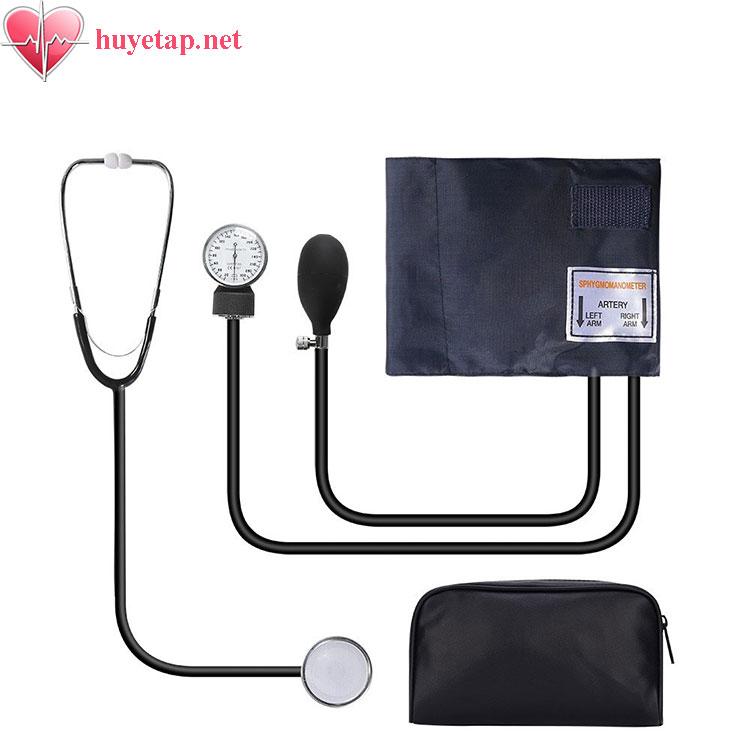 Cấu tạo và nguyên lý hoạt động của máy đo huyết áp cơ 1